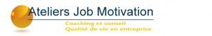 logo ateliers job motivation coaching en entreprise consultance formation paris carrière et développement